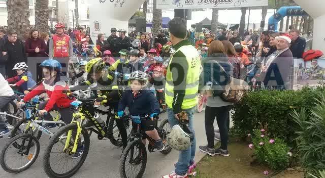 Arranca la marcha cicloturista más solidaria