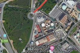 El camino de Cas Ferró estará cerrado al tráfico durante 10 días por las obras de Red Eléctrica