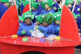 carnaval en Mallorca