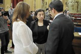 La izquierda asumirá responsabilidades en menores si Fiscalía ve irregularidades
