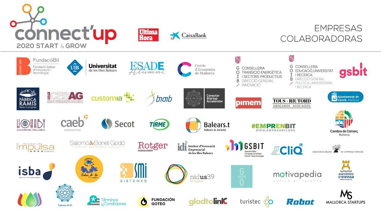 Arranca la tercera edición de Connect'Up 2020 Start & Grow
