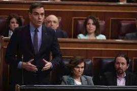Sánchez limita los acuerdos con el PP a renovar las instituciones