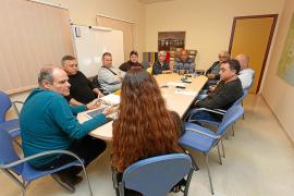 La asociación mayoritaria del taxi de Vila 'planta' a Aitor Morrás y dice que el acuerdo «es matizable»