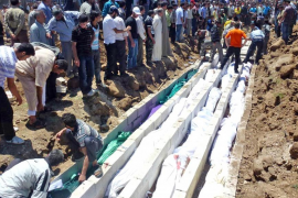Nueva matanza en Siria coincidiendo con la visita de Kofi Annan a Damasco