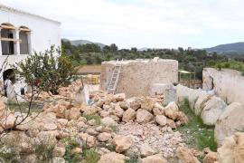 Los propietarios de Can Pere Musson defienden que la reforma de la torre se «ciñe a la normativa»