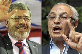 Un islamista y un ex primer ministro de Mubarak se disputarán la Presidencia