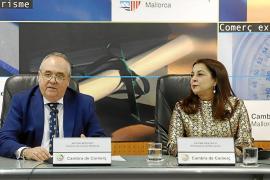 Karima Benyaich y Antoni Mercant
