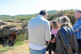 Santa Eulària estudia cómo restaurar el Pou des Lleó y protegerlo de temporales