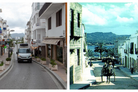 Perdidos en el Tiempo: El Carrer Ample de Sant Antoni