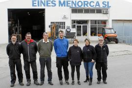 Eines Menorca, un almacén para el campo