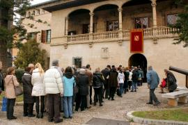 Puertas abiertas en el Consolat