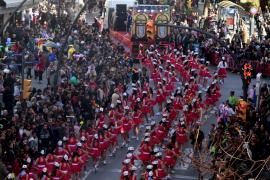 Más de un millar de participantes llenarán de fantasía el Carnaval de Vila