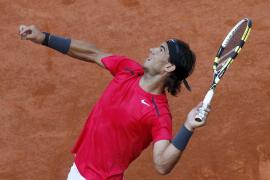 Plácido debut de Nadal en Roland Garros