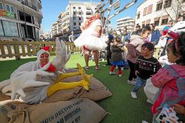 'Feim Barri' triunfa en las calles de Ibiza por sexto año consecutivo