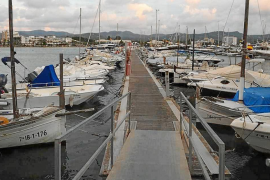 'Agustinet' dice que el remanente de los puertos «no es de Sant Antoni»