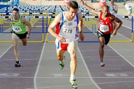 'Sprint' olímpico de Vivancos