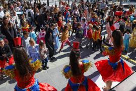 La 'calçotada' de Sant Antoni, en imágenes
