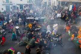 El Carnaval de Sant Joan, en imágenes .