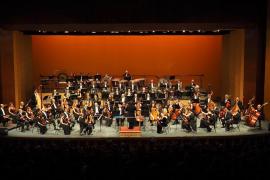 Duodécimo concierto de la Temporada 2019/2020 de la Orquestra Simfónica en el Auditórium de Palma