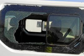 Vecinos denuncian ataques vandálicos y robos en el aparcamiento de sa Joveria