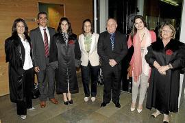 Jura de nuevos letrados en el Colegio Oficial de Abogados