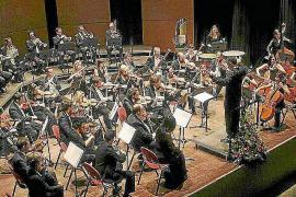 La Banda Simfònica Ciutat d'Eivissa ofrece el sábado un concierto de música swing