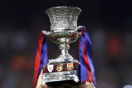 La Supercopa de España se disputará en China a partir de 2013