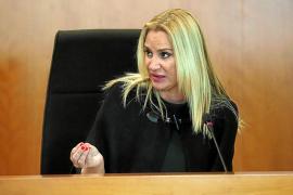 Marta Díaz mantiene su sueldo en el Consell