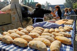 Santa Agnès evoca los 'forns de calç'