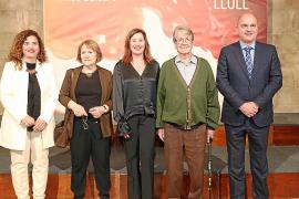 Rafael Tur y Pilar Bonet, premiados por el Govern