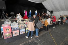 Música y coleccionismo se citan en Sant Antoni