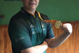 Jonás Souto cumple el guion y se hace con una nueva medalla de oro