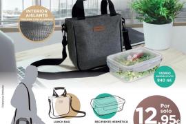 Llévate una bolsa porta alimentos Urban Lunch