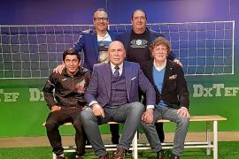 Fútbol y el rayo paraguayo