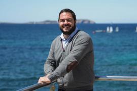 Santi Marí, nuevo portavoz del PP de Ibiza