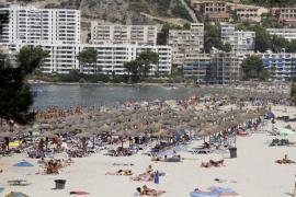El turismo balear rozó el sobresaliente  en 2011, con una satisfacción de 8,6 puntos
