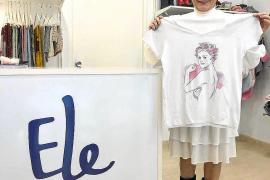 La asociación Elena Torres abre una tienda solidaria en Ibiza