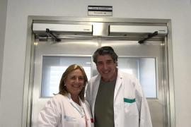 El Hospital de Formentera contrata a la cirujana Elena Rocandio