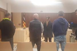Penas de dos años y medio de cárcel por una oleada de robos con fuerza en viviendas de Ibiza