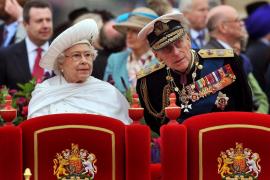 El marido de Isabel II, ingresado por una infección de vejiga