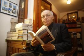 Joan Bestard Comas presenta su último libro en Palma