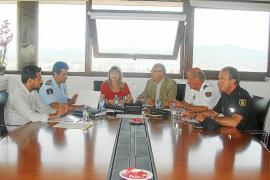 Vila realizará dispositivos de actuación policial conjuntos en zonas conflictivas