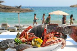 El restaurante de Platja d'en Bossa inaugura la temporada 2020