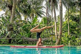 Yoga, más de moda que nunca