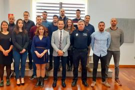 Toman posesión 13 nuevos agentes de la Policía Local de Vila