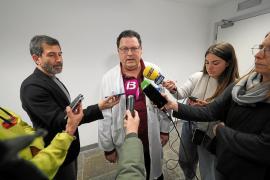 El paciente contagiado por coronavirus en Ibiza se encuentra «estable»