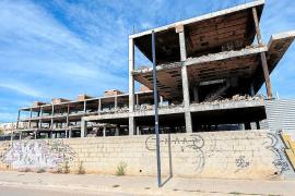 El Ayuntamiento de Eivissa embarga el solar del edificio okupa de es Viver
