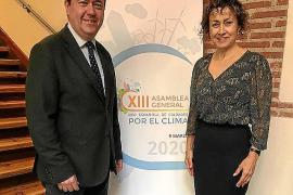 Neus Mateu asiste a la asamblea de la Red Española de Ciudades por el Clima