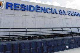 Las residencias de Ibiza no realizarán ingresos de forma temporal