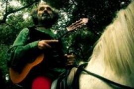 Daniel Higiénico presenta su nuevo disco 'Esperando a Robin Hood'